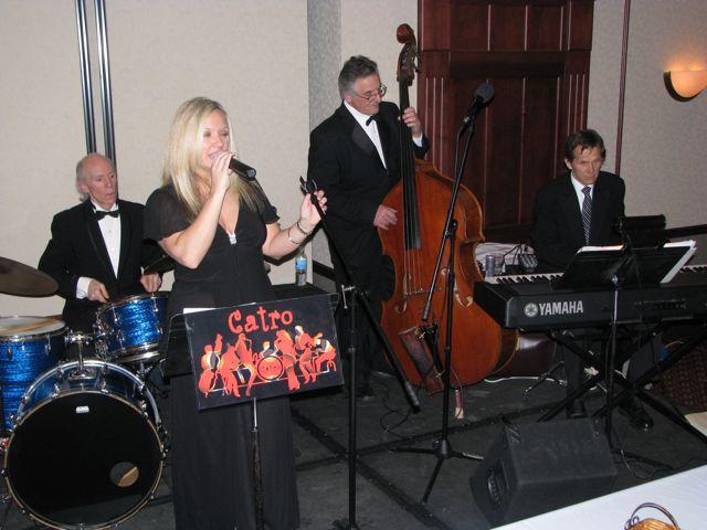 a Catro Band Quartet with Female Vocalist Tammi